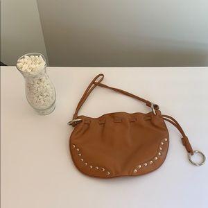 Furla Brown Leather Bag